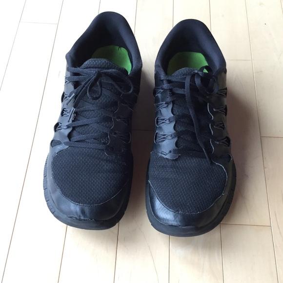 Men's Nike Free 5.0+ BRS 1000 Running Shoes